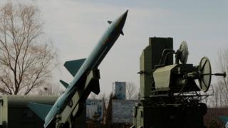 चीनी मिसाइल