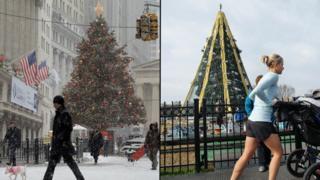 mid-December 2013 versus 2015