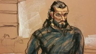 Mohammed Rafik Naji in court