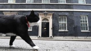 خانه و دفتر کار نخست وزیر بریتانیا در شماره ده
