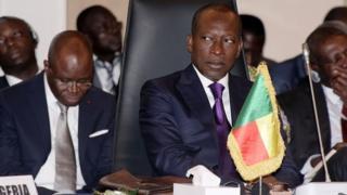 Benin President Patrice Talon