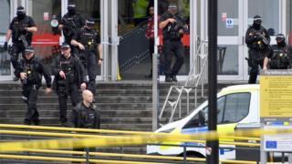 Arndale Centre stabbing