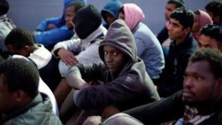 Ana yawan samun fasa kaurin mutane a Libya, musamman 'yanci rani da ke kokarin tsallaka wa turai ta kasar