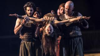 Salome at the National Theatre