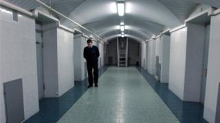Lukiskiu prison in Vilnius (file pic)