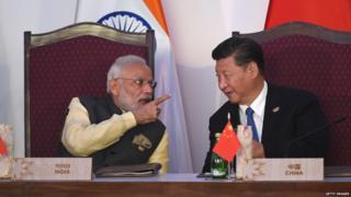 انڈیا چین