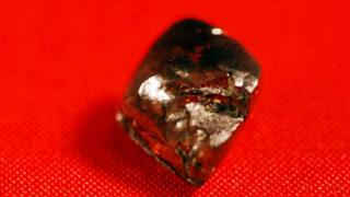 алмаз из Арканзаса