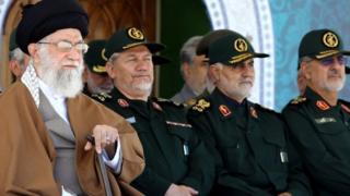 رهبر ایران دانشگاه امام حسین
