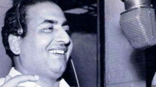 گلوکار محمد رفیع