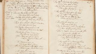 Burns manuscript