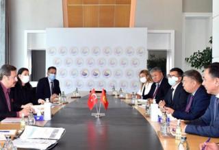 Кыргыз-түрк тараптардын экономикалык кызматташуу боюнча жолугушуусу