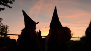 Хэллоуин не всегда был связан с ведьмами и монстрами