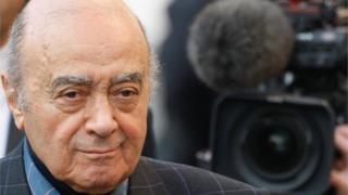 Mohamed Al Fayed,