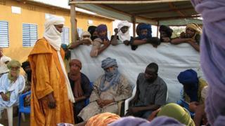 Des réfugiés en territoire burkinabè (archives)