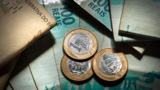 Notas e moedas do Brasil