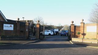 Woodlands View care home.