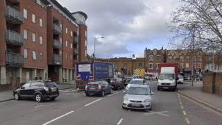 Tottenham toddler fall: Boy dies after 'falling from height'