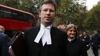 Attorney General Jeremy Wright