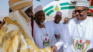 Sarki Sanusi ya bukaci Shugaba Buhari ya dauki matakin gaggawa
