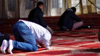 masjid di Wina