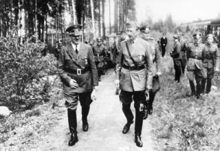 Гітлер та Маннергейм