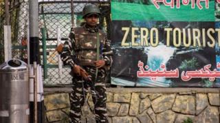 कश्मीर में आम जनजीवन