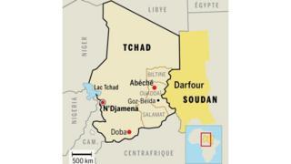 tchad, libye