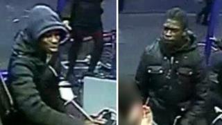 CCTV images if suspects