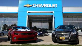 Chevrolet cars on sale