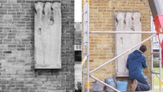 Barbara Hepworth's Vertical Forms