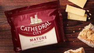 Cathedral City cheese