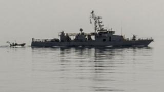 Meli ya Marekani USS Thunderbolt