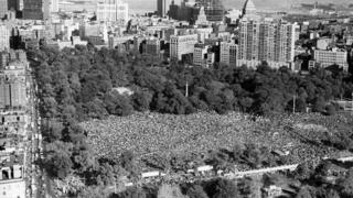 Moratorium Day: The day that millions of Americans marched