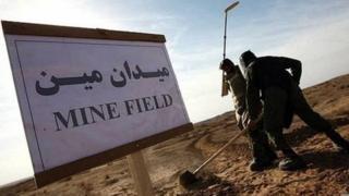 دو زن و یک مرد امروز در انفجار ناشی از برخورد با یک مین ضد تانک در منطقه مهران کشته شدند