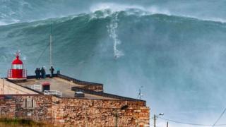 Görüntülenen en büyük dalga