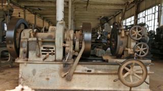 Máquina na Fordlândia