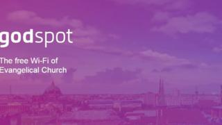 La página web de godspot