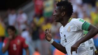 Asamoah Gyan, le capitaine des Black Stars du Ghana, a décidé de mettre fin à sa carrière internationale.