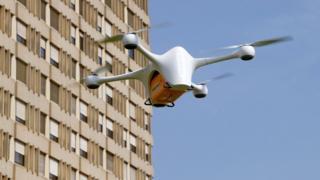 Drone adı verilen insanız hava aracı