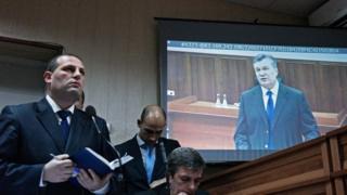 Виктор Янукович допрос