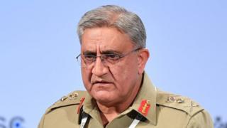 پاکستانی فوج کے سربراہ