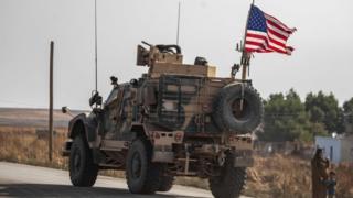 ترامپ قبلا گفته بود نظامیان از سوریه به آمریکا بر می گردند