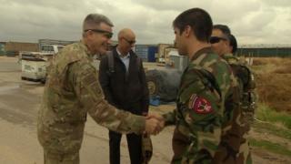 Генерал Николсон в Афганистане