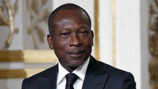Patrice Talon, le président béninois