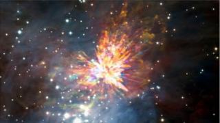 ستاروں کا تصادم