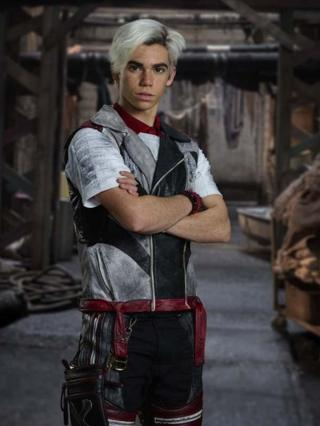 cameron boyce starring in the Descendent