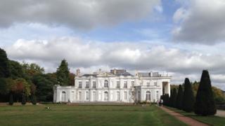 Oldway Mansion, Paignton, Devon