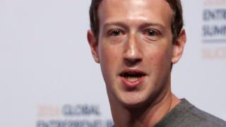 Mark Zuckerberg, o fundador do Facebook