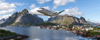 ज़ुनुम एरो का प्रस्तावित विमान