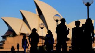 澳大利亞悉尼歌劇院